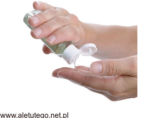 Żele antybakteryjne z witaminą E
